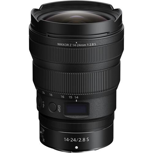 Nikon NIKKOR Z 14-24mm f/2.8 S Lens
