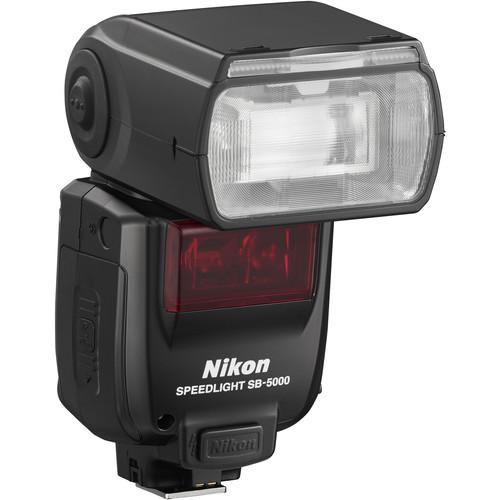 Nikon SB-5000 AF Speedlight Essential Portrait Kit