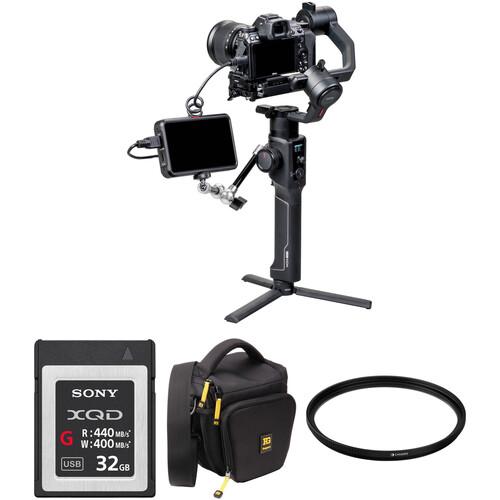 Nikon Z 6 Filmmaker's Kit with Messenger Bag