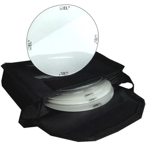 Nila Elliptical Holographic Film Lens for Varsa V2 Fixture