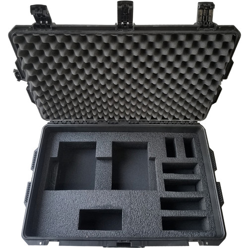 Nila iM2950 Storm Trak Case with Custom Foam by Pelican