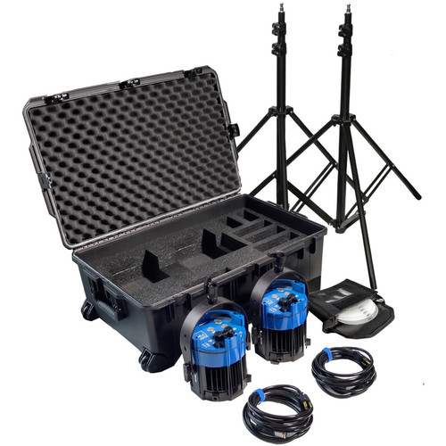 Nila Varsa 2 Daylight LED 2-Light High-Speed Capture Kit