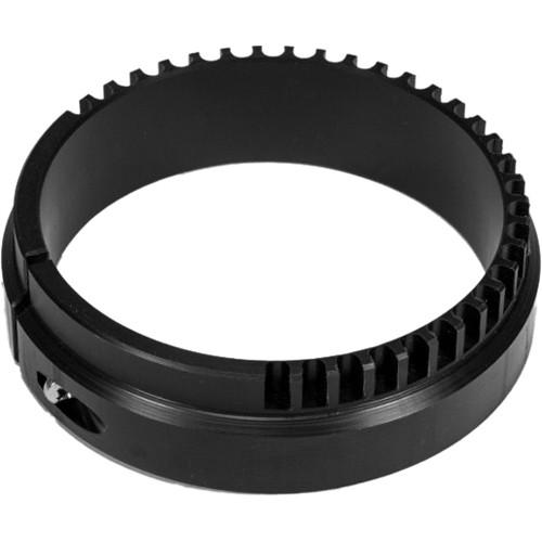 Nimar Zoom Gear for Tokina AT-X 10-17mm f/3.5-4.5 DX FishEye in NITO203A or NITO203G Lens Port
