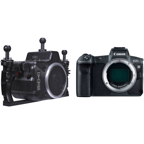 Nimar M-PRO Underwater Housing and Canon EOS R Mirrorless Camera Body Kit