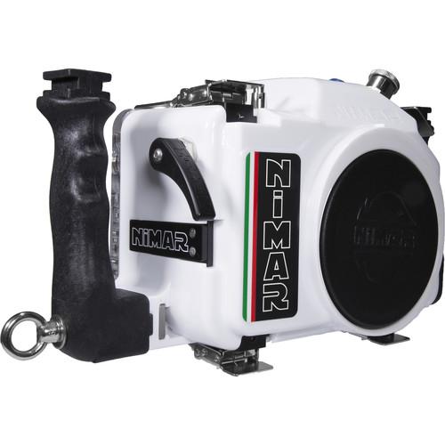 Nimar Underwater Housing for Canon EOS Rebel T6 or T7 (White)