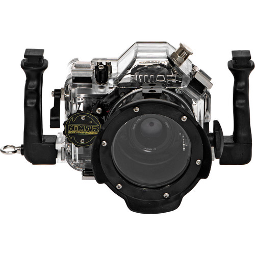 Nimar Underwater Housing for Nikon D300 DSLR Camera with Lens Port for AF-S Nikkor 18-55mm f/3.5-5.6G ED VR