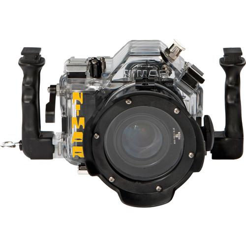 Nimar Underwater Housing for Nikon D40, D40X, and D60 DSLR Cameras with Lens Port for AF-S Nikkor 18-55mm f/3.5-5.6G ED VR