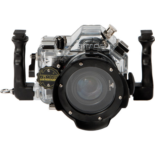Nimar Underwater Housing for Nikon D70 & D70S DSLR Cameras with Lens Port for AF-S Nikkor 18-55 mm f/3.5-5.6G ED VR