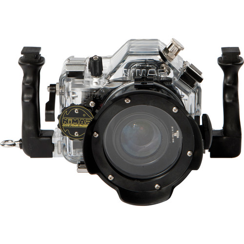 Nimar Underwater Housing for Nikon D80 DSLR Camera with Lens Port for AF-S Nikkor 18-55 mm f/3.5-5.6G ED VR