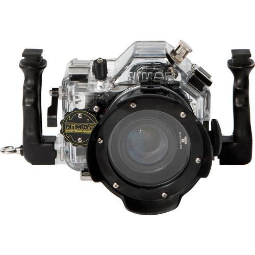Nimar Underwater Housing for Nikon D80 DSLR Camera with Lens Port for AF-S Nikkor 18-55mm f/3.5-5.6G ED VR