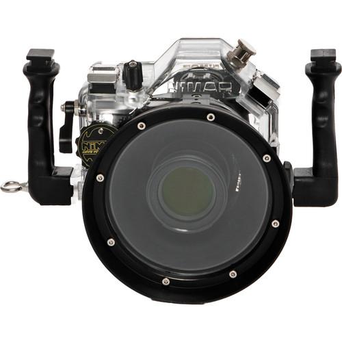 Nimar Underwater Housing for Nikon D90 DSLR Camera with Lens Port for AF-S Nikkor 18-105 mm f/3.5-5.6G ED VR