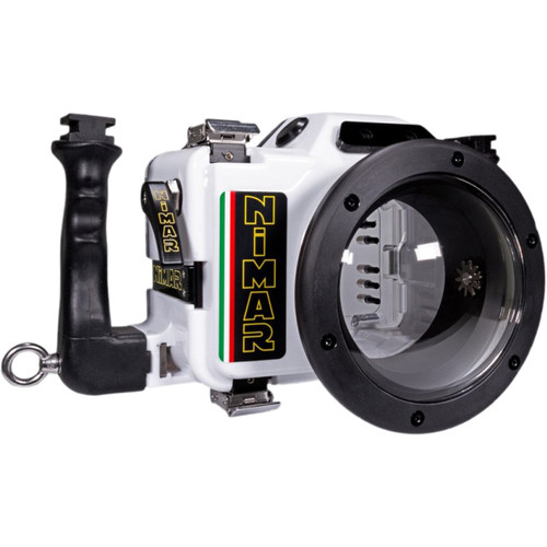 Nimar Underwater Housing for Canon EOS Rebel XT DSLR Camera without Lens Port