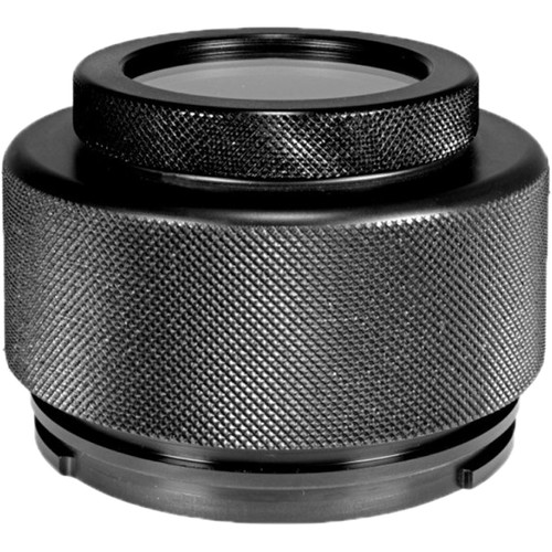 Nimar Flat Port for Sigma 50mm f/2.8, Canon 50mm f/2.5 or 60mm f/2.8 Macro Lens