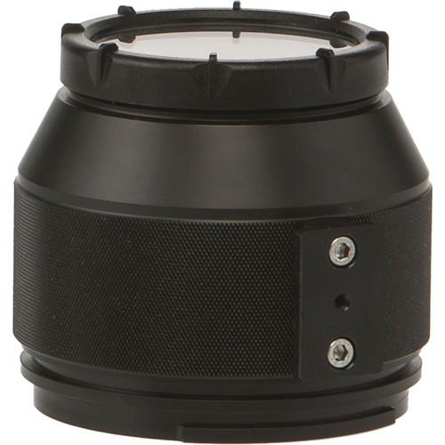 Nimar Flat Port for Nikon Micro NIKKOR 60mm f/2.8D or f/2.8G ED Lens