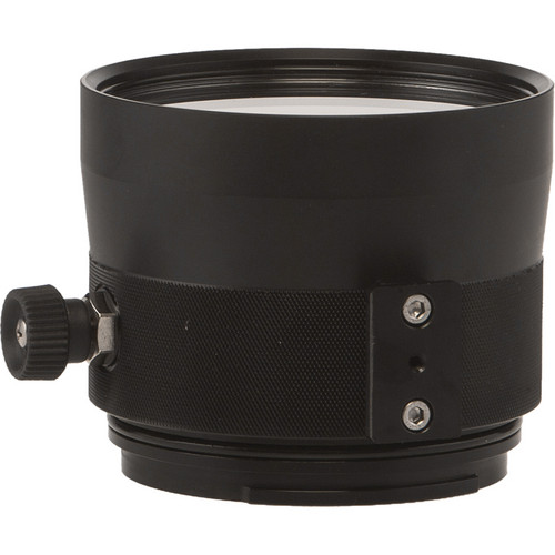 Nimar Flat Port with Zoom Control for Nikkor AF-S Zoom 18-55mm f/3.5-5.6G ED II Lens
