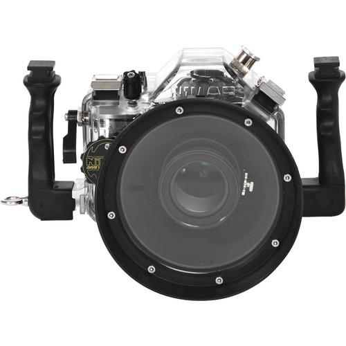 Nimar Underwater Housing for Nikon D300S DSLR Camera with Lens Port for AF-S Nikkor 16-85mm f/3.5-5.6G ED VR