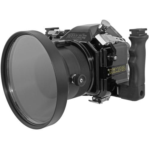 Nimar Underwater Housing for Nikon D500 with Flat Port for Nikkor 16-80mm f/2.8-4E ED VR Lens
