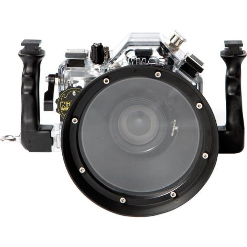 Nimar Underwater Housing for Nikon D7000 DSLR Camera with Lens Port for AF-S DX Nikkor 18-105mm f/3.5-5.6G ED VR