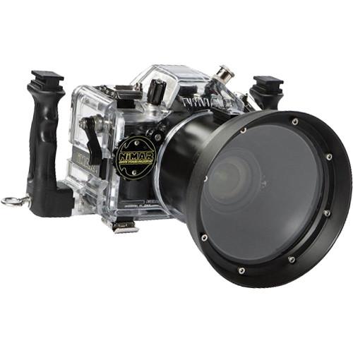 Nimar 3D Underwater Housing for Nikon D7100 with Lens Port for NIKKOR 18-105mm f/3.5-5.6G