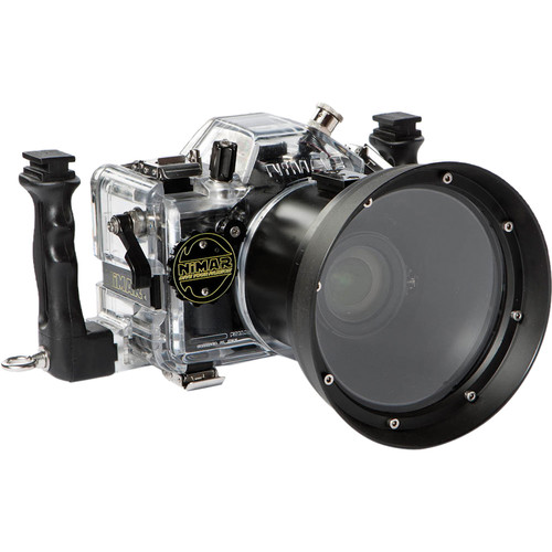 Nimar 3D Underwater Housing for Nikon D750 with Lens Port for NIKKOR 24-85mm f/3.5-4.5G