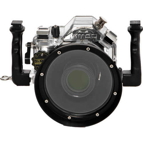Nimar Underwater Housing for Nikon D90 DSLR Camera with Lens Port for AF-S Nikkor 16-85 mm f/3.5-5.6G ED VR