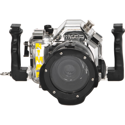 Nimar Underwater Housing for Canon EOS Rebel XT/350D with Lens Port for EF-S 18-55mm f/3.5-5.6 IS