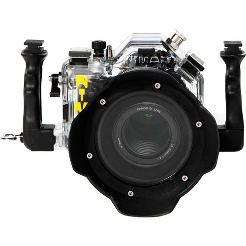 Nimar Underwater Housing for Canon EOS 5D Mark II with Lens Port for EF 24-105mm f/4 L I USM
