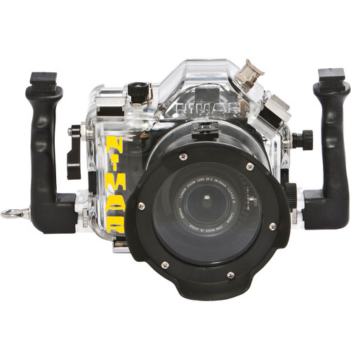 Nimar Underwater Housing for Canon EOS 60D with Lens Port for EF-S 18-55mm f/3.5-5.6 IS