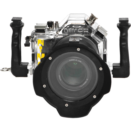 Nimar 3D Underwater Housing for Canon 7D Mark II with Lens Port for 18-135mm f/3.5-5.6