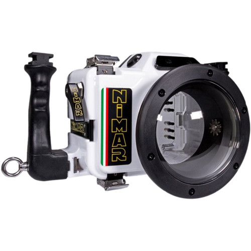 Nimar Underwater Housing for Canon EOS 400D DSLR Camera without Lens Port