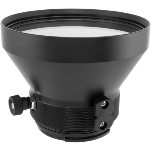 Nimar Flat Port with Zoom Gear for Sony Vario-Tessar T* FE 24-70mm f/4 ZA OSS Lens