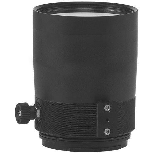 Nimar Water Sports Flat Port with Zoom Control for Nikon AF-S Nikkor 70-200mm f/4.0G ED VR