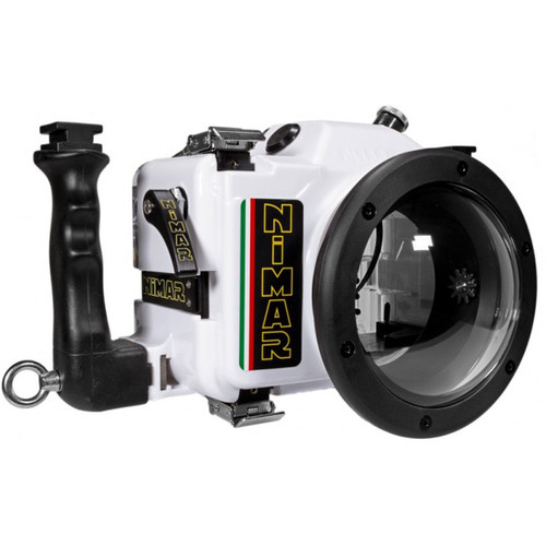 Nimar Underwater Housing for Canon EOS 5D Mark II (White)