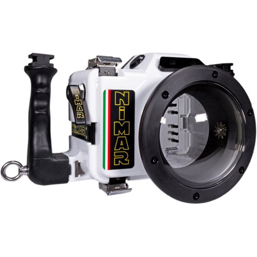 Nimar Underwater Housing for Canon EOS Rebel T3i DSLR Camera without Lens Port