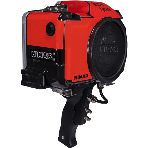 Nimar Water Sports Housing for Canon EOS 6D with Pistol Grip (No Port)