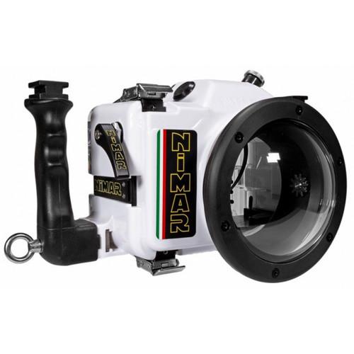 Nimar Underwater Housing for Canon EOS Rebel T6s (White)