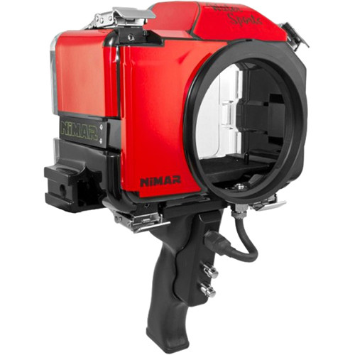 Nimar Water Sports Housing with Pistol Grip for Canon EOS 7D