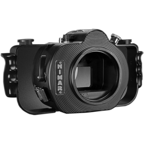 Nimar Underwater Housing for Sony Alpha a9 (Black)