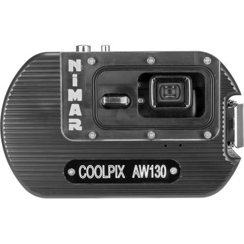 Nimar Underwater Housing for Nikon COOLPIX AW130