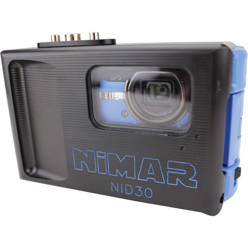 Nimar Underwater Housing for Canon PowerShot D30