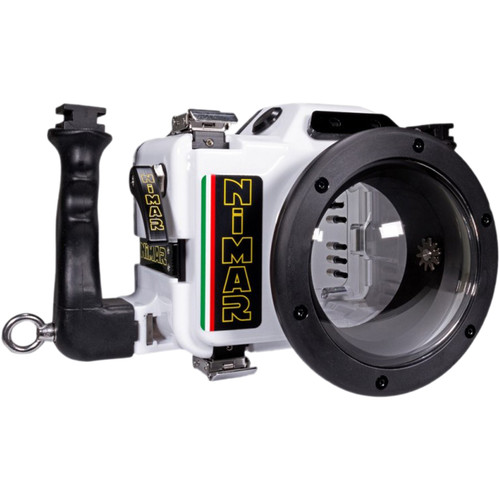 Nimar Underwater Housing for Nikon D5100 DSLR Camera without Lens Port