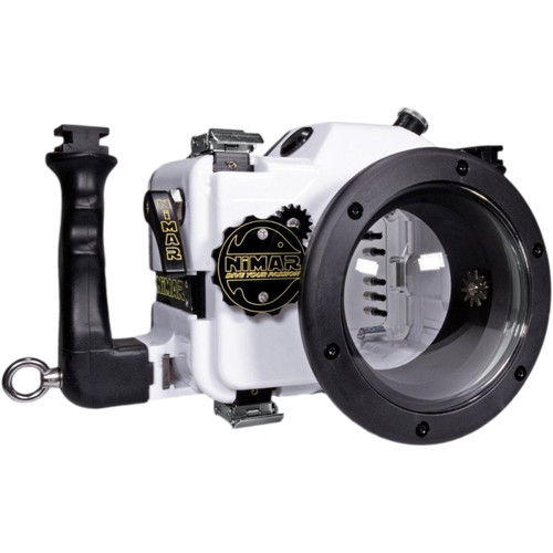 Nimar Underwater Housing for Nikon D80 DSLR Camera without Lens Port