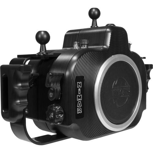 Nimar PRO Underwater Camera Housing for Nikon D810