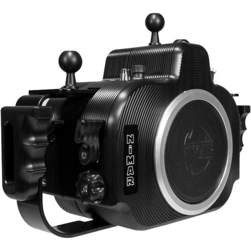 Nimar Pro Housing for Nikon D850 (No Port)