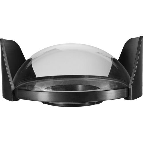 """Nimar NIFI203A 8"""" Acrylic Dome Port with NIM-108 Mount"""