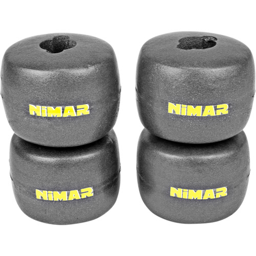 Nimar Adjustable Buoyancy Floats for Extension Strobe Arms (4-Pack)