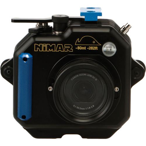 Nimar Underwater Housing for Canon PowerShot G15 Digital Camera