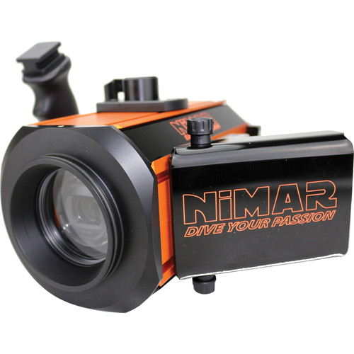 Nimar Underwater Video Housing for Sony HDR-CX and HDR-PJ Series