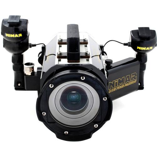 Nimar Underwater Housing for Panasonic HC-X900, X900M, or X909 Camcorder