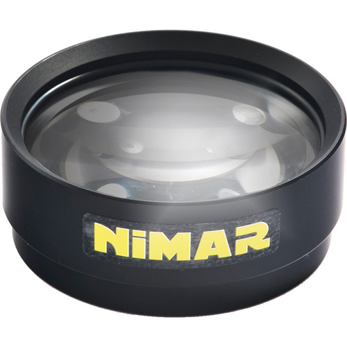 Nimar Removable Biconvex Macro Lens (60mm Diameter)